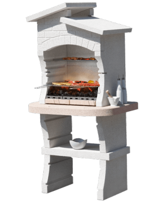 Masonry and Stone Barbecues
