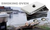Outdoor Portable Fish  Smoker  Oven