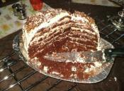 The Easy BBQ Party Cake Gateau